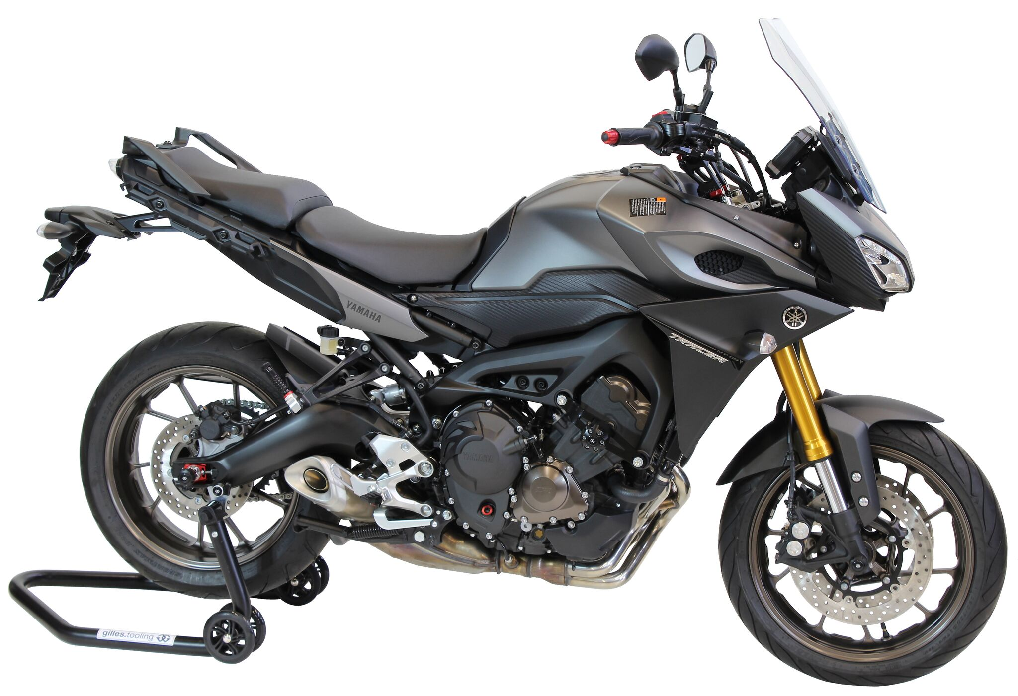 yamaha mt 09 tracer baujahr 2014 bis 2017 bikes gilles tooling. Black Bedroom Furniture Sets. Home Design Ideas